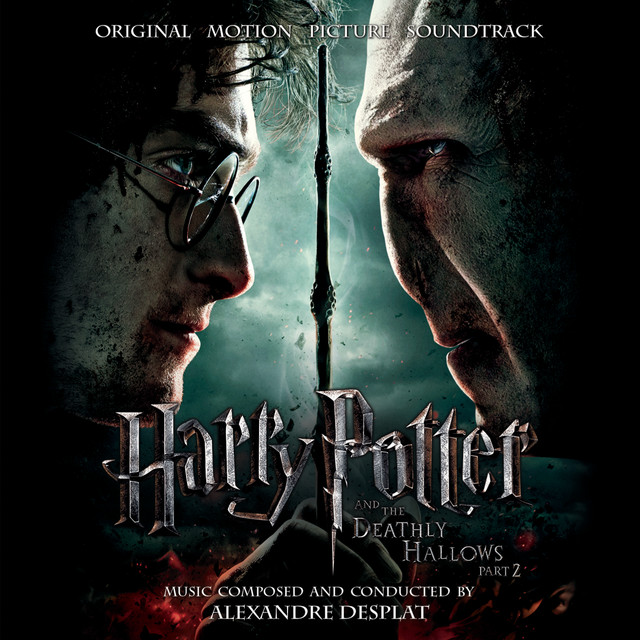 Harry Potter - The Deathly Hallows Part II Albumcover