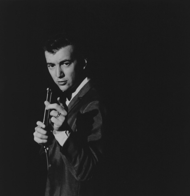 Bobby Darin The Shadow of Your Smile cover