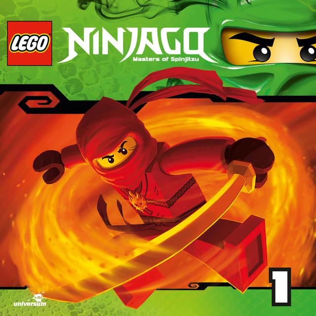 Lego NINJAGO: Folge 1-3: Der Aufstieg der Schlangen Cover