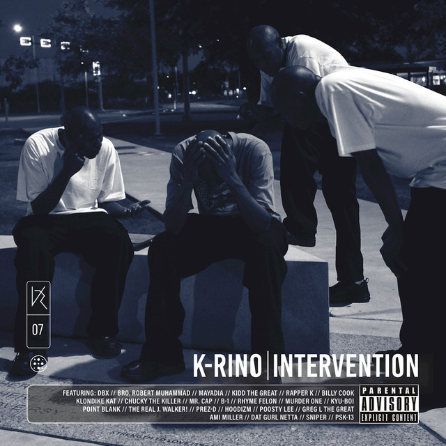 Intervention (The Big Seven #7)