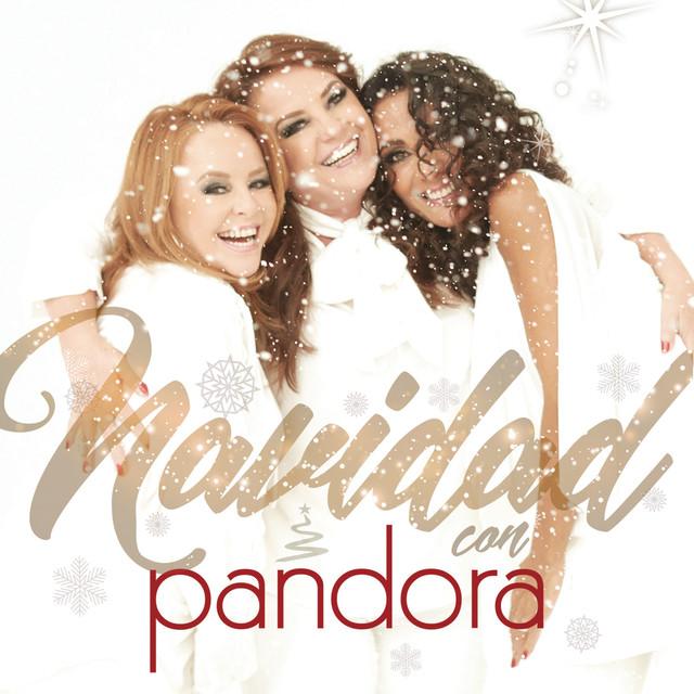 Album cover for Navidad con Pandora by Pandora
