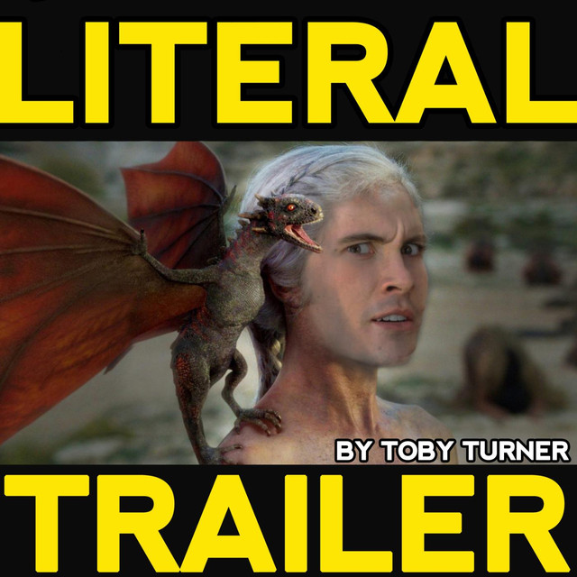 Literal Game of Thrones Season 4 Trailer