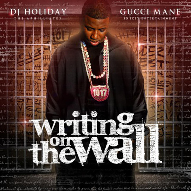 Writing On The Wall Albumcover