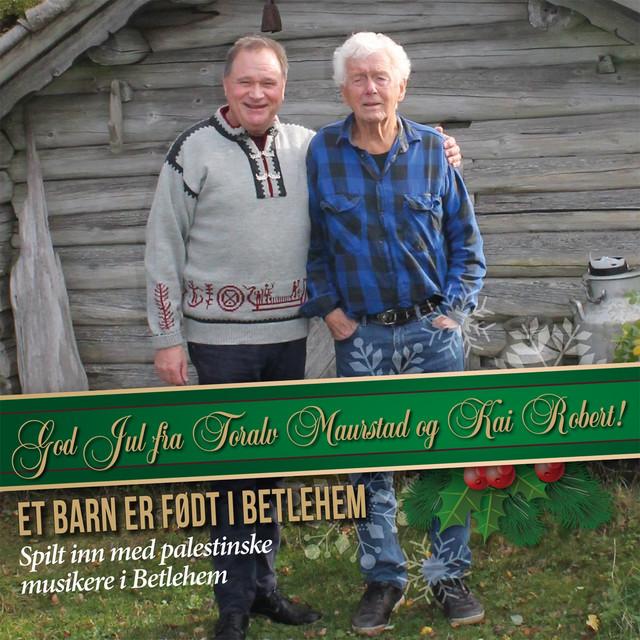 God Jul fra Toralv Maurstad og Kai Robert!