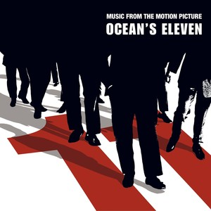 Music From The Motion Picture Ocean's Eleven Albumcover