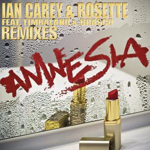 Ian Carey, Rosette Amnesia cover