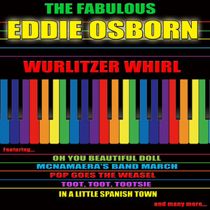 Eddie Osborn Baldwin Organ Bongos