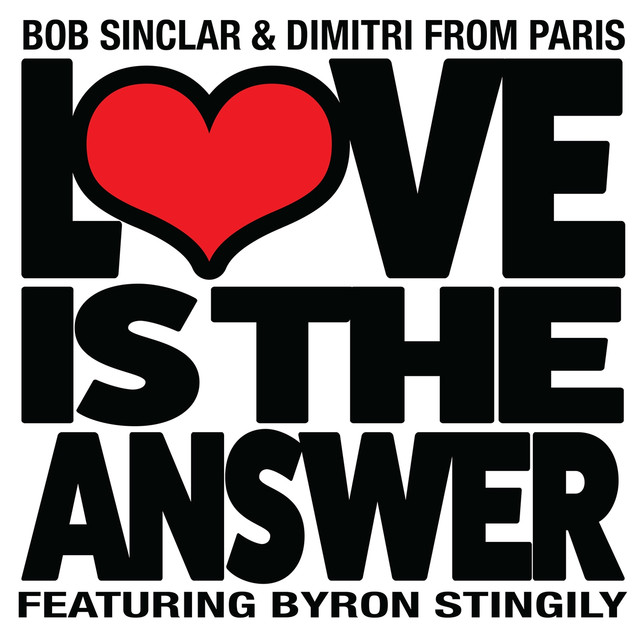 Love Is the Answer - Single (Club Edit)