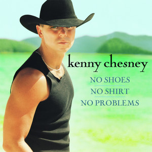 No Shoes, No Shirt, No Problems Albumcover
