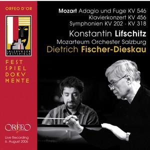 Mozart: Orchestral Works (Live) Albümü