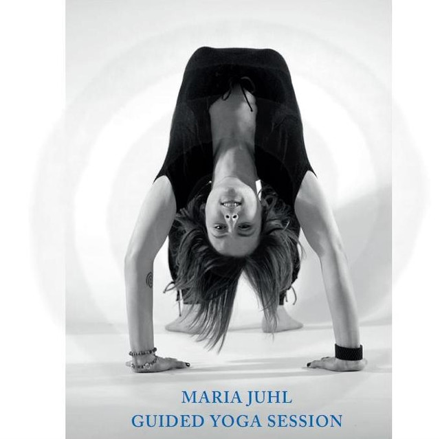 Guided Yoga Session by Maria Juhl on Spotify