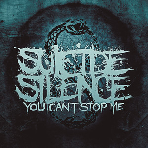 Suicide Silence Inherit the Crown cover