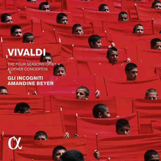 Vivaldi: The Four Seasons, Op. 8 & Other Concertos (Alpha Collection) Albumcover
