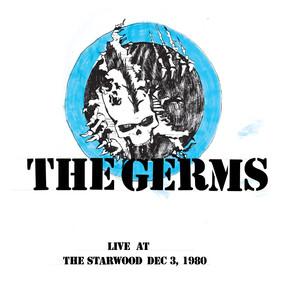 Live at the Starwood Dec 3, 1980 album