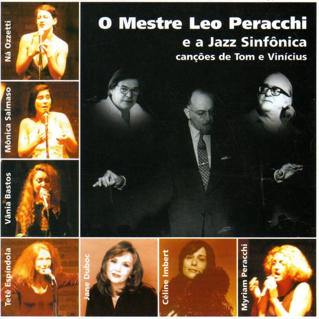 O Mestre Leo Peracchi e a Jazz Sinfônica - canções de Tom e Vinicius