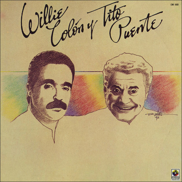Willie Colon y Tito Puente