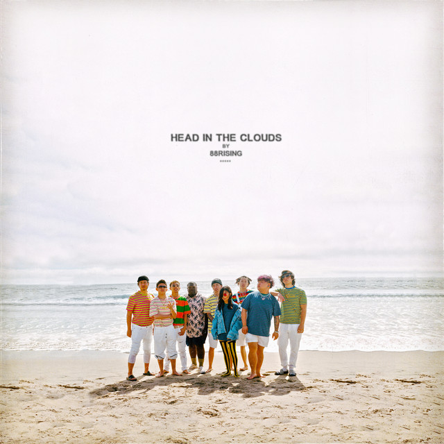 Album cover for Head In The Clouds by 88rising