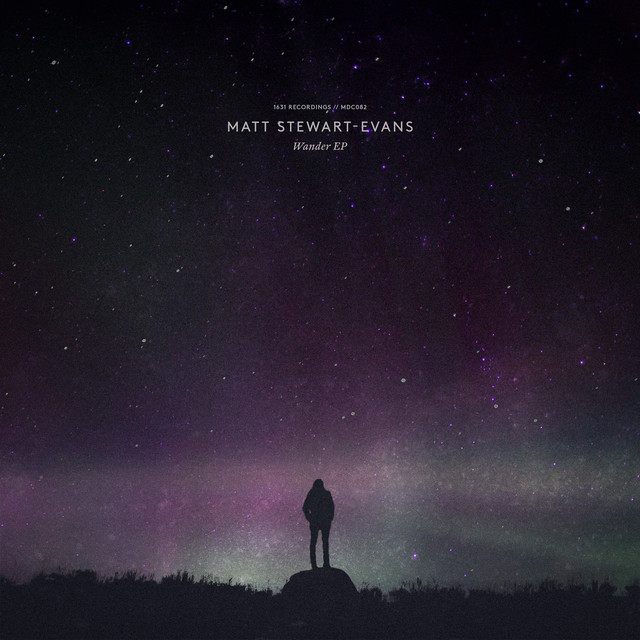 Album cover for Matt Stewart-Evans (EP) by Wander