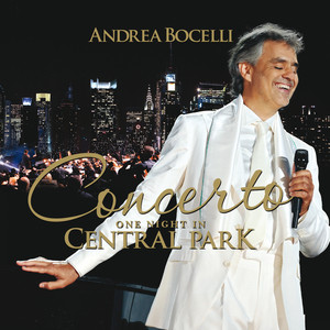 Concerto: One Night in Central Park album