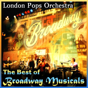 Richard Rodgers, London Pops Orchestra, London Studio Orchestra, London Theatre Ensemble Oh What A Beautiful Morning : Oklahoma cover