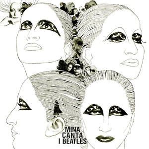 Mina canta i Beatles album