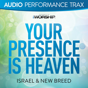 Your Presence Is Heaven Albumcover