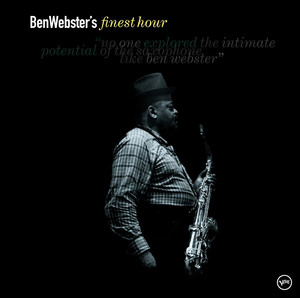 Ben Webster's Finest Hour album