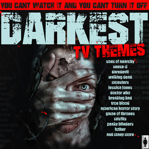 Darkest TV Themes Albumcover