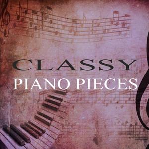 Classy Piano Pieces Albumcover