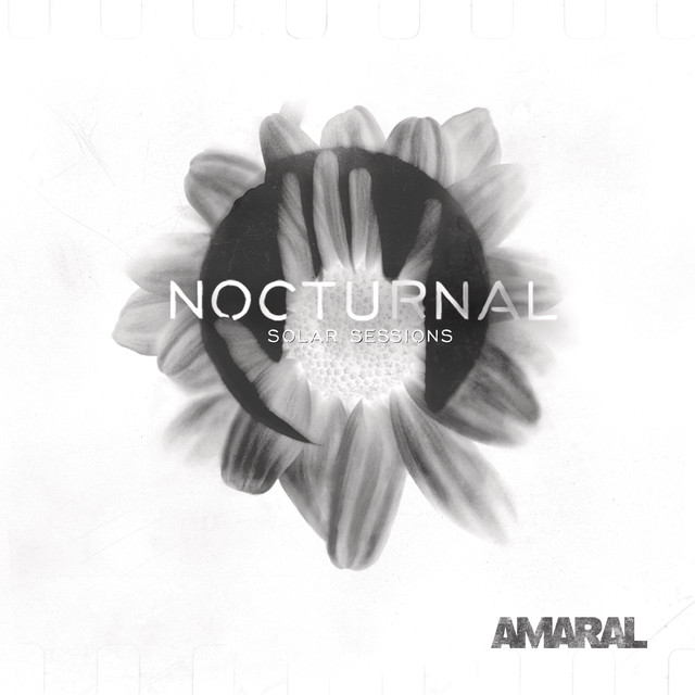 Album cover for Nocturnal Solar Sessions by Amaral