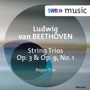 Beethoven: String Trios, Op. 3 & Op. 9 No. 1 Albümü