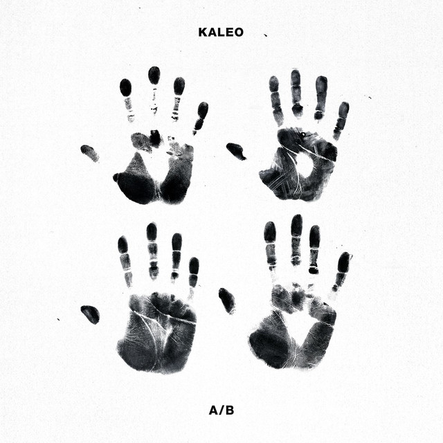 Album cover for A/B by Kaleo