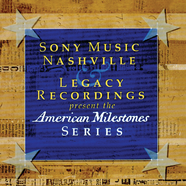 Various Artists American Milestone Sampler album cover