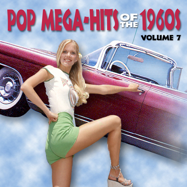 Various Artists Pop Megahits Of The 1960's Volume 7 album cover