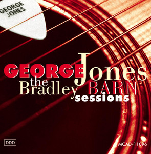 Bradley Barn Sessions - George Jones