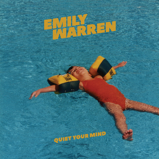 Album cover for Quiet Your Mind by Emily Warren