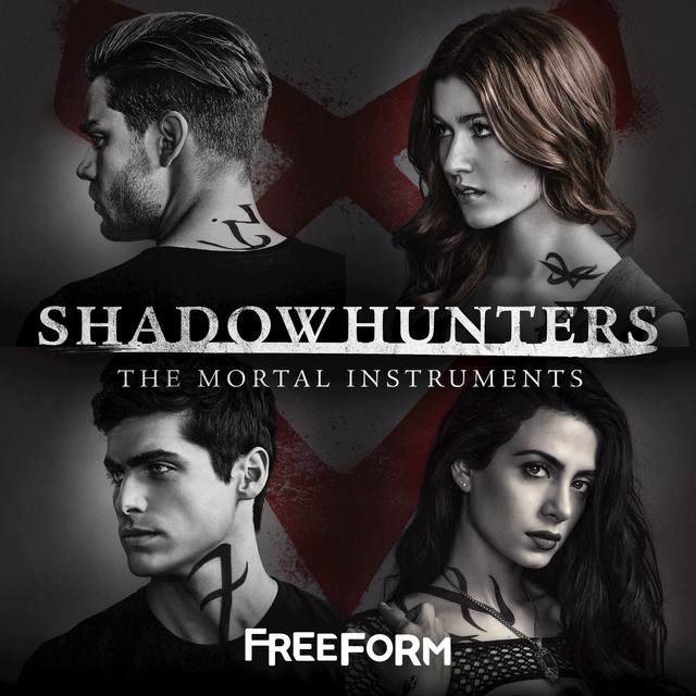 Album cover for Shadowhunters: The Mortal Instruments (Original Television Series Soundtrack) by Various Artists
