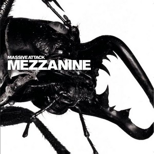 Mezzanine - The Remixes Albumcover