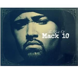 Best Of Mack 10 Albumcover