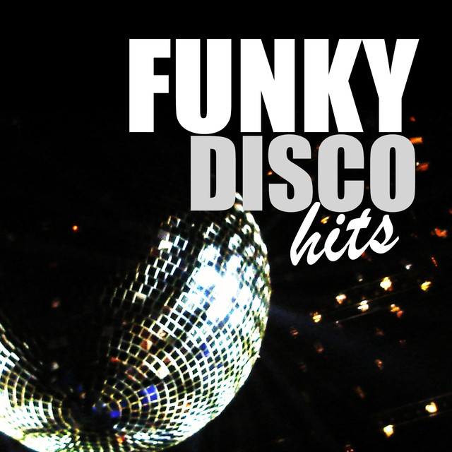 Various Artists Funky Disco Hits album cover