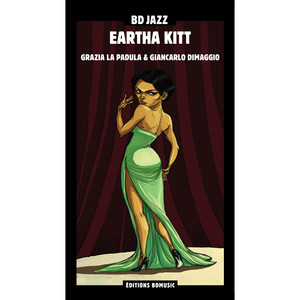 BD Music Presents Eartha Kitt album