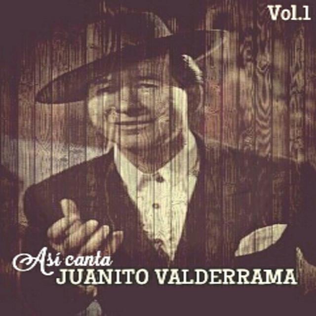 Así Canta Juanito Valderrama, Vol. 1