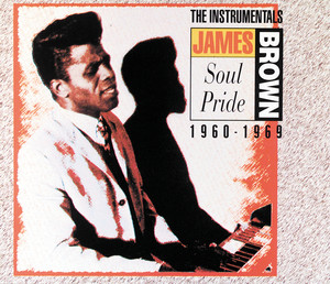 Soul Pride: The Instrumentals 1960-1969 Albumcover