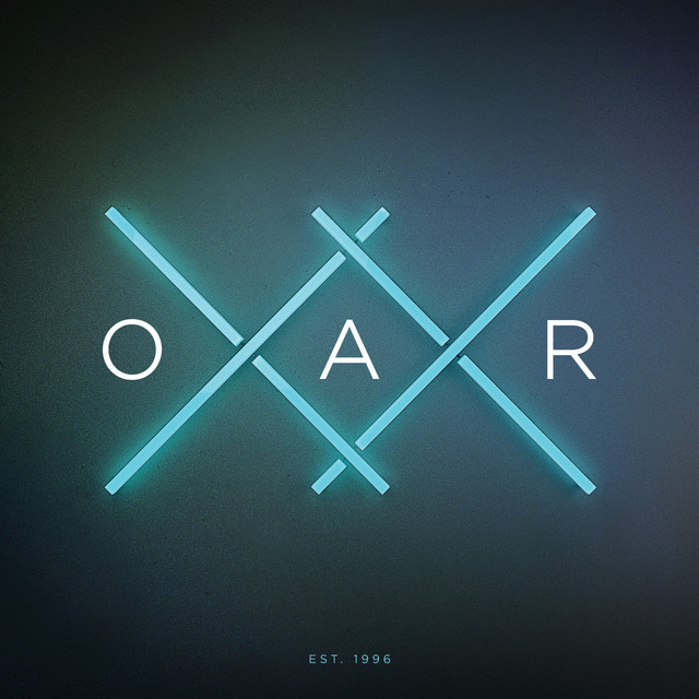 Album cover for XX by O.A.R.