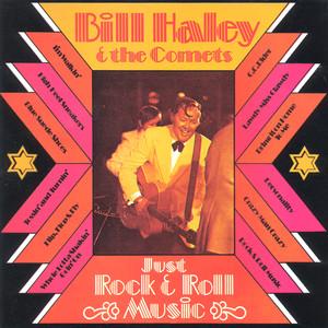 Bill Haley & His Comets, Bill Haley Tossin' & Turnin' cover