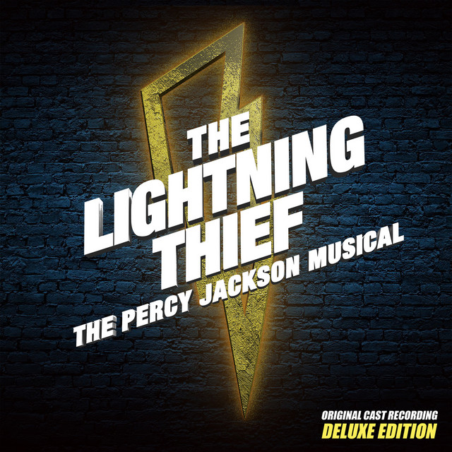 The Lightning Thief (Original Cast Recording) [Deluxe Edition]
