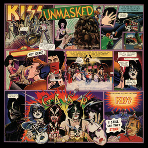 Unmasked  - Kiss