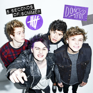 5 Seconds Of Summer Don't Stop - Ash Demo Vocal cover