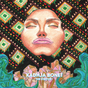 Album cover for The Visitor by Kadhja Bonet