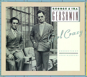 George & Ira Gershwin's Girl Crazy album